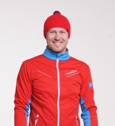 Шапка Nordski Sport red (one size) NSV475900